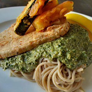 PROTEIN POWER HOUSE PESTO