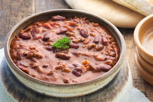 Trini Style Stewed Red Beans