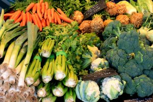 vegetables are a good source of protein