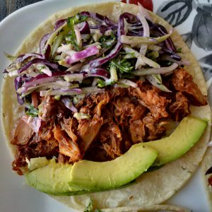 Jack Fruit Taco Ki's Kitchen Catering