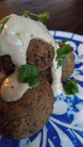 lentil balls catering